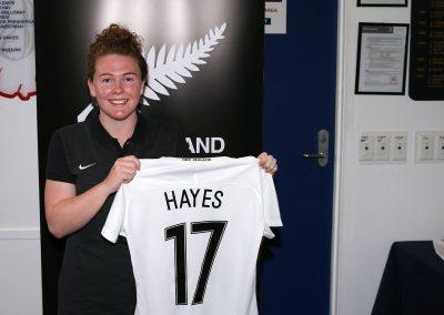 Eileyish Hayes