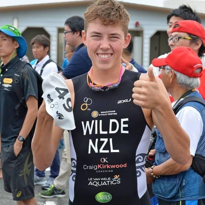 Hayden Wilde | Sport