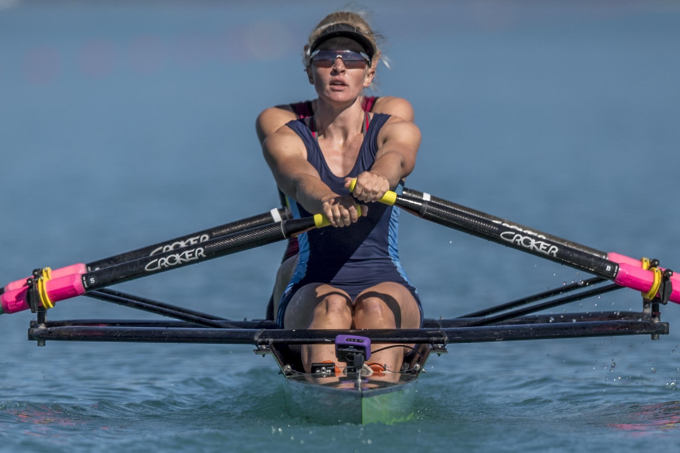 Samantha Voss | Sport