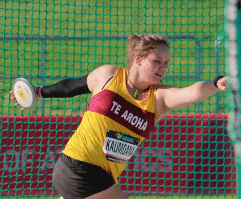 Tatiana Kaumoana | Sport