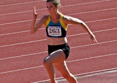 Ashleigh Sando | Sport