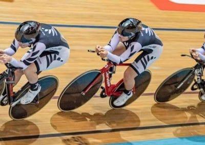 McKenzie Milne | Sport