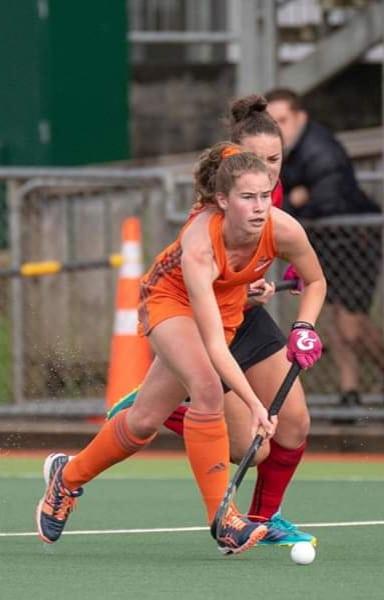 Kendra Peart-Anderson   Sport