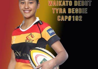 Tyra Begbie | Sport