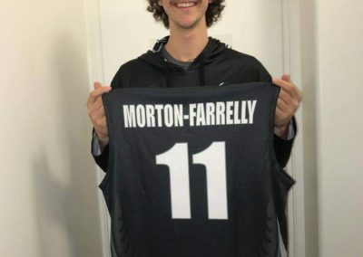 Ollie Morton-Farrelly | Sport